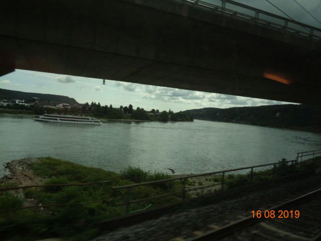 Durch das Rheinrtal